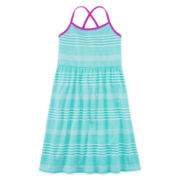Total Girl® Crisscross Dress - Girls 7-16