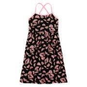 Total Girl® Crisscross Dress – Girls 7-16