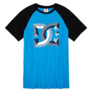 DC Shoes Co® Lazer Raglan Graphic Tee - Boys 8-20