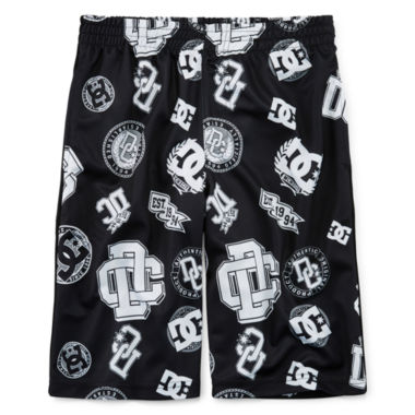 jcpenney.com | DC Shoes Co® Mesh Graphic Shorts - Boys 8-20