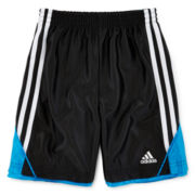 adidas® French Terry Shorts – Boys 4-7x