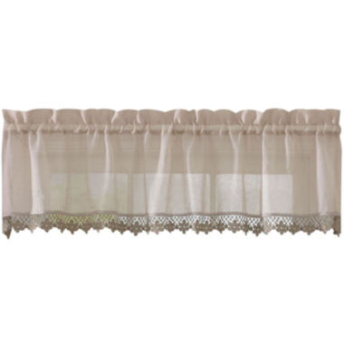 jcpenney.com | Leanne Rod-Pocket Tailored Valance