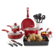 Philippe Richard® 10-pc. Aluminum Cookware Set + TRIPLE BONUS