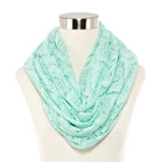 Mixit™ Lace Infinity Scarf
