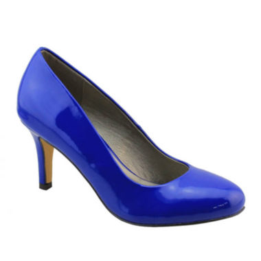 jcpenney.com | Michael Antonio Finnea Low-Heel Patent Pumps