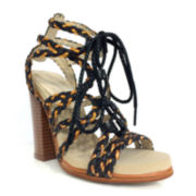 Addison Strappy High Heel Sandals