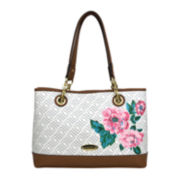 Liz Claiborne® Real Fit Tote