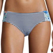 Arizona® It Takes Two Boycut Hipster Swim Bottoms - Juniors