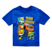 Blaze Team Speed Graphic Tee - Toddler Boys 2t-5t