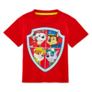 Paw Patrol Short-Sleeve Graphic Tee - Toddler Boys 2t-5t