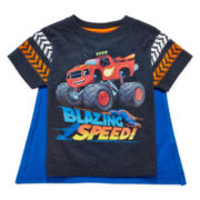 Blaze Cape Tee – Toddler Boys 2t-5t