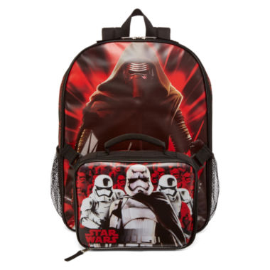 jcpenney.com | Star Wars Action Backpack and Lunchbox