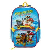 Paw Patrol Puppy Blast Backpack and Lunchbox