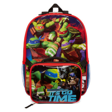 jcpenney.com | Teenage Mutant Ninja Turtles Backpack and Lunchbox