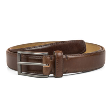 jcpenney.com | Haggar® Leather Dress Belt