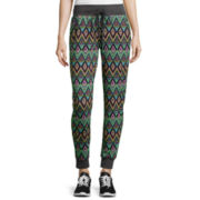 Self Esteem® Allover Print Jogger Pants