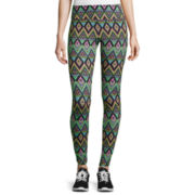 Self Esteem® Allover Print Performance Leggings