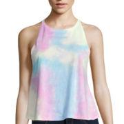 Arizona Tie-Dye Print Tank