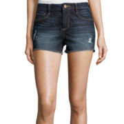 Arizona High-Rise Denim Shorts