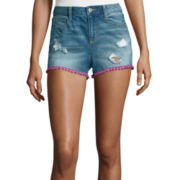 Arizona Wild One High-Rise Shorts