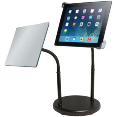 jcpenney.com | CTA Digital Gooseneck Tabletop Stand for iPad® with Mirror