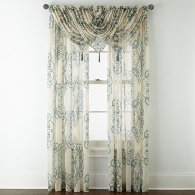 jcpenney.com | Royal Velvet® Ardesia Window Treatments