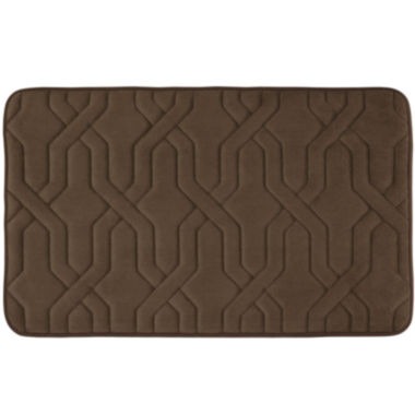 jcpenney.com | Bounce Comfort Drona Memory Foam Bath Mat Collection