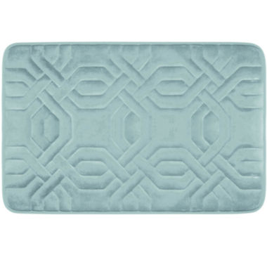 jcpenney.com | Bounce Comfort Chain Ring Memory Foam Bath Mat Collection