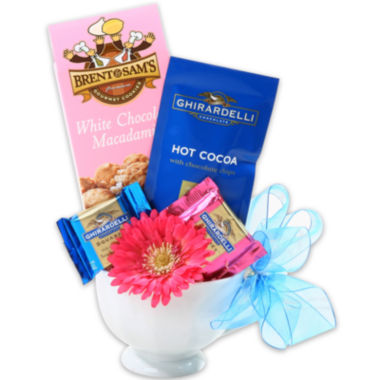 jcpenney.com | Alder Creek Ghirardelli Cup of Sunshine Gift Set