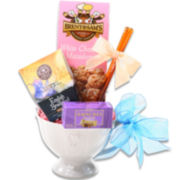 Alder Creek Springtime Fancy French Mug Gift Set