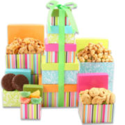 Alder Creek Ultimate Springtime Decadence Tower Gift Set