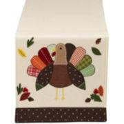 Turkey Table Runner