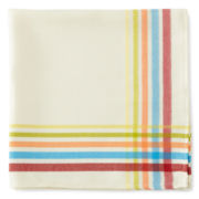 Fiesta® Plaid Set of 4 Napkins