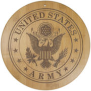 Totally Bamboo® Army Serving Board