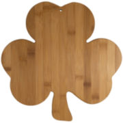 Totally Bamboo® Shamrock Cutting Board