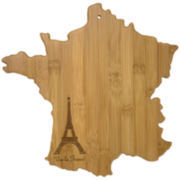 Totally Bamboo® France Cutting Board