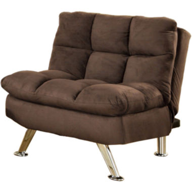 jcpenney.com | Christina Convertible Faux Leather Chair