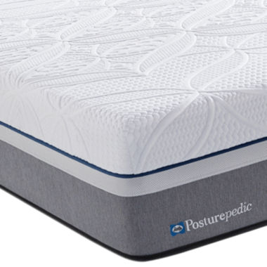 jcpenney.com | Sealy® Posturepedic® Premier Hybrid Silver Plush - Mattress Only