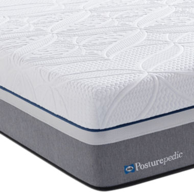 jcpenney.com | Sealy® Posturepedic® Premier Hybrid Copper Plush - Mattress Only