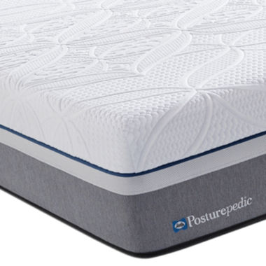 jcpenney.com | Sealy® Posturepedic® Premier Hybrid Copper Cushion Firm - Mattress Only