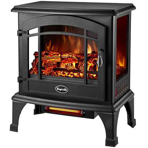 Comfort Glow Sanibel Quartz Electric Stove