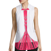 nicole by Nicole Miller® Trimmed Vest