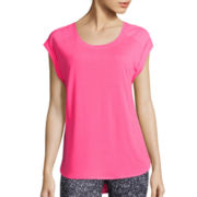 Xersion™ Studio Short-Sleeve Ava Tee