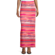 a.n.a® Side-Slit Maxi Skirt