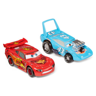 jcpenney.com | Disney Collection Lightning McQueen and King Toy Car Set