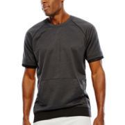 adidas® Streetball Short-Sleeve Lightweight Jacket
