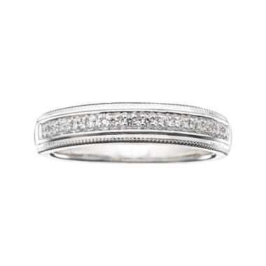 jcpenney.com | 1/8 CT. T.W. Diamond Wedding Band