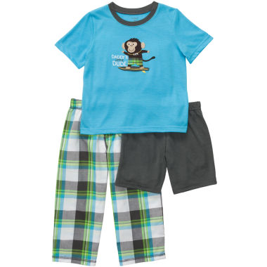 jcpenney.com | Carter's Girls 4-pc. Kids Pajama Set-Toddler