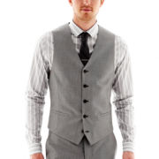 JF J. Ferrar® Slim-Fit Suit Vest