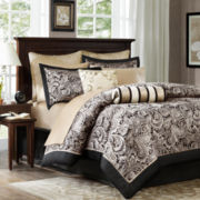 Wellington 12-pc. Complete Bedding Set with Sheets Collection